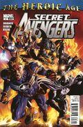 Secret Avengers Vol 1 2 Variant