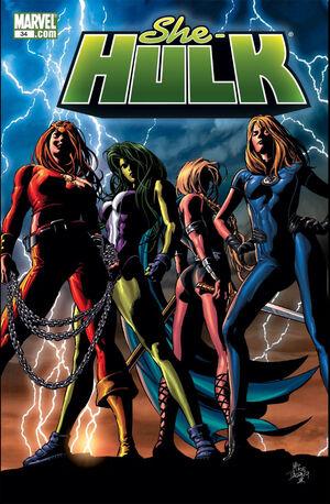 She-Hulk Vol 2 34