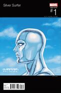 Silver Surfer Vol 8 1 Hip-Hop Variant