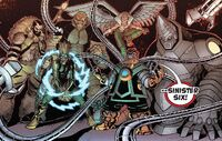 Sinister Six (Earth-177) from Spider-Man Enter the Spider-Verse Vol 1 1