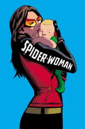 Spider-Woman Vol 6 5 Textless