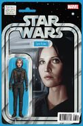 Star Wars Rogue One Adaptation Vol 1 1 Action Figure Variant