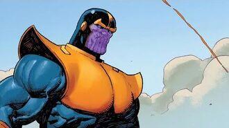 THANOS 1 Trailer Marvel Comics