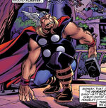 Thorangutan Odinson (Earth-8101) from Marvel Apes Vol 1 2 0001