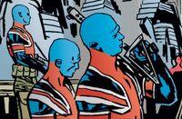 Union Jacks (Earth-9997) Earth X Vol 1 9