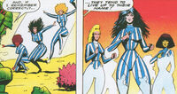 Vanishing Ladies (Earth-5555) from Dragon's Claws Vol 1 3 0001