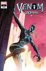 Venom 2099 Vol 1 1 Lim Variant