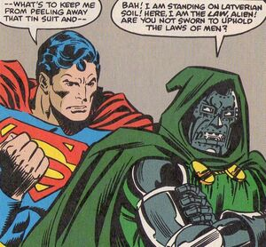 Victor von Doom (Earth-7642) from Marvel Treasury Edition Vol 1 28 002