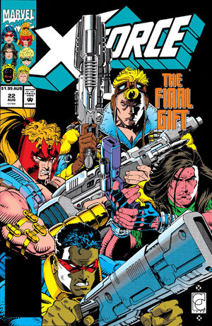 X-Force Vol 1 22