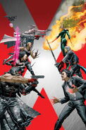 X-Force Vol 4 9 Textless