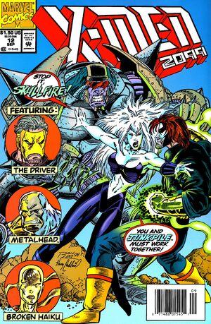 X-Men 2099 Vol 1 12