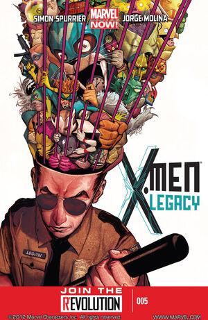 X-Men Legacy Vol 2 5