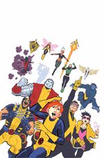 X-Men Worst X-Man Ever Vol 1 1 Textless