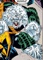 Yeti (Earth-295) from Amazing X-Men Vol 1 1 0001