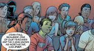Alpha Squadron (Earth-616) from New X-Men Vol 2 13 0003