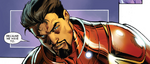 Anthony Stark (Prime) (Earth-61610) from Ultimate End Vol 1 1 0001