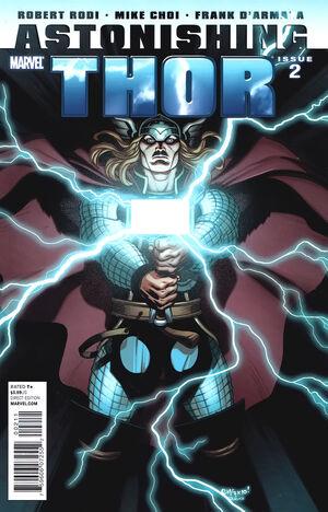 Astonishing Thor Vol 1 2