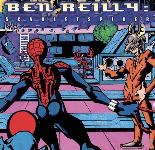 File:Ben Reilly Scarlet Spider Vol 1 7 Hip-Hop Variant Textless.jpg