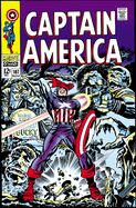 Captain America Vol 1 107