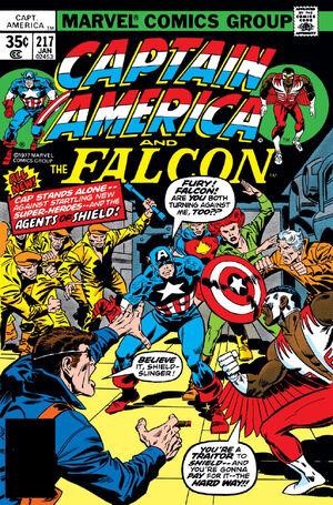 Captain America Vol 1 217