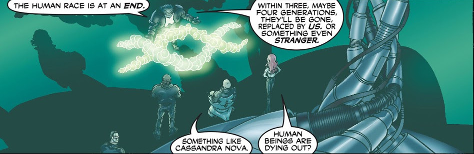 Extinction Gene from New X-Men Vol 1 116 0001