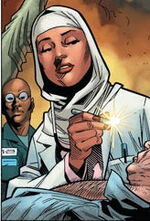 Faiza Hussain (Earth-616) from Captain Britain and MI-13 Vol 1 1 0001