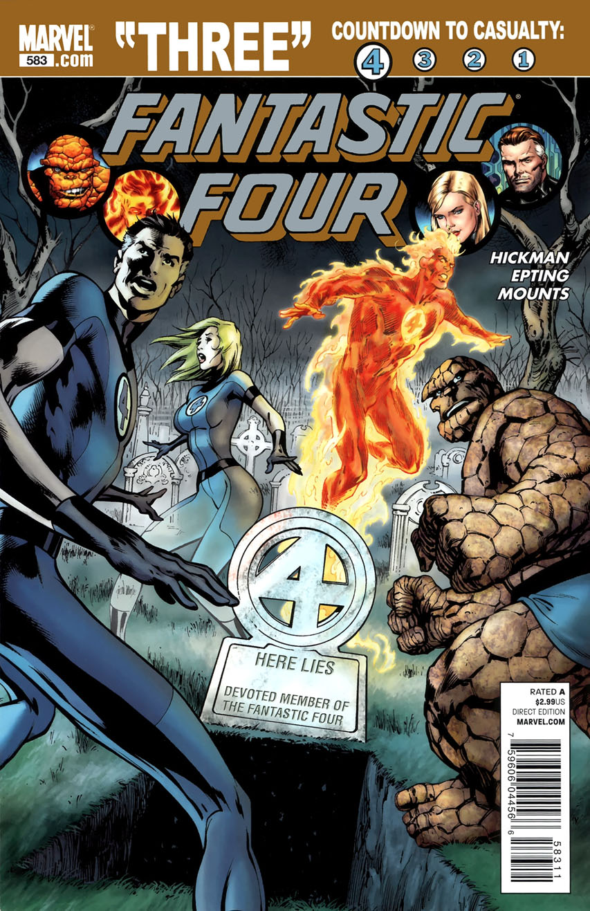 Image result for Three Fantastic four