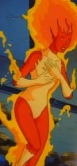 Frankie Raye (Earth-534834) from Fantastic Four (1994 animated series) Season 2 8 002