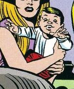 Franklin Richards (Earth-8466) from Fantastic Four the Lost Adventure Vol 1 1