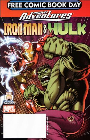 Free Comic Book Day Vol 2007 Marvel Adventures