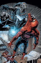 Gabriel Stacy & Peter Parker (Earth-616) from Amazing Spider-Man Vol 1 514 0001