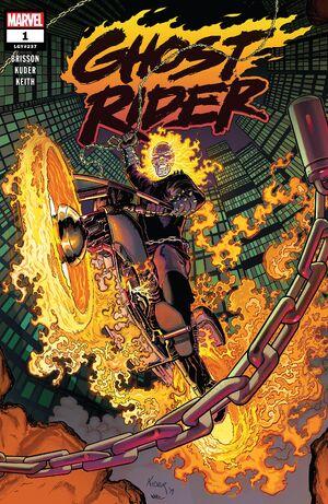 Ghost Rider Vol 9 1