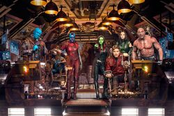 Guardians of the Galaxy (Earth-199999) from Guardians of the Galaxy Vol. 2 (film) 001