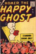 Homer, the Happy Ghost Vol 1 13
