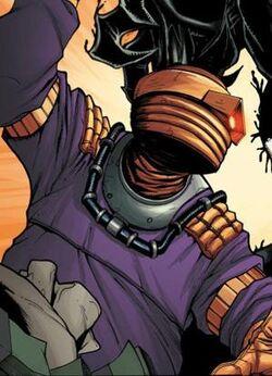 Howard Mitchell (Earth-616) from Venom Vol 2 9