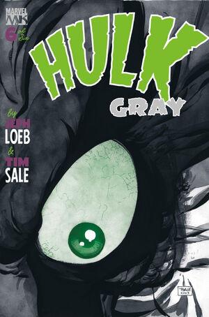 Hulk Gray Vol 1 6