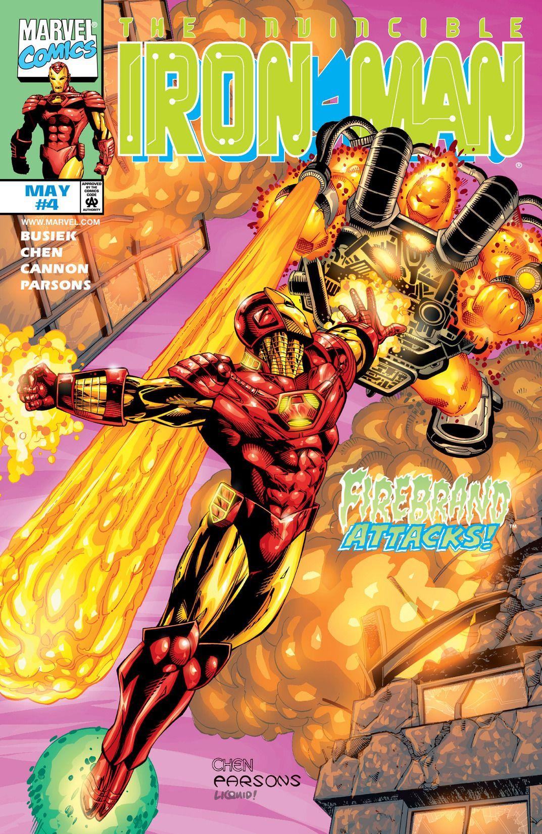 Iron Man Vol 3 4