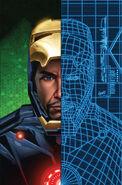 Iron Man Vol 5 10 Textless