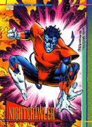 Kurt Wagner (Earth-616) from Marvel Universe Cards Series IV 0001