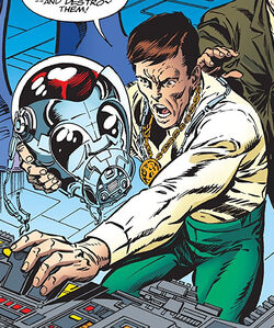 Lawrence Trask (Earth-616) from X-Men The Hidden Years Vol 1 11 0001