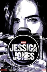 Marvel's Jessica Jones poster 004