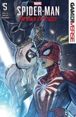 Marvel's Spider-Man The Black Cat Strikes Vol 1 5