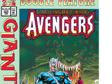 Marvel Double Feature...The Avengers/Giant-Man Vol 1 382