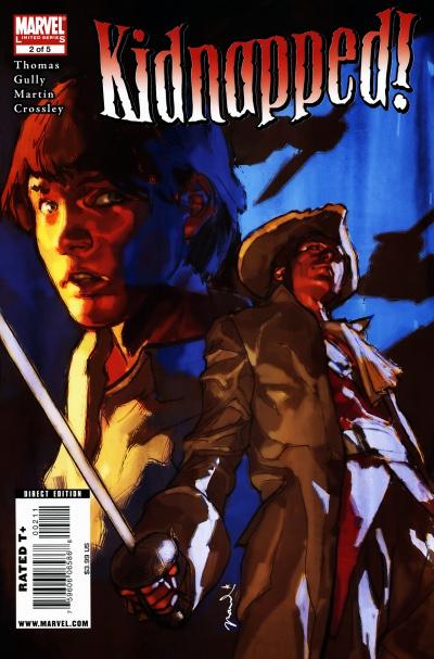 Marvel Illustrated Kidnapped! Vol 1 2