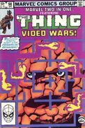 Marvel Two-In-One Vol 1 98