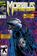 Morbius The Living Vampire Vol 1 8