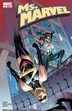 Ms. Marvel Vol 2 11