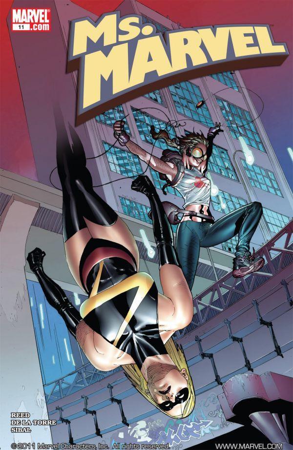 Ms. Marvel Vol 2 11