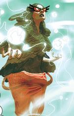 Nakia (Swamp Queen Alliance) (Earth-15238) from Weirdworld Vol 2 3 001