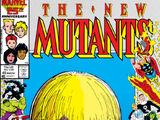 New Mutants Vol 1 45